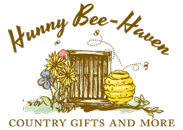 Hunny Bee-Haven logo